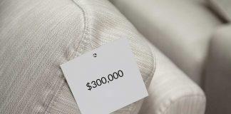 讀者來函:樓價600萬,傢私費30萬,能不能做8成按揭?