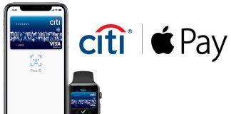 [最後一星期] 憑Citi信用卡以Apple Pay簽賬享低至HK$1一里